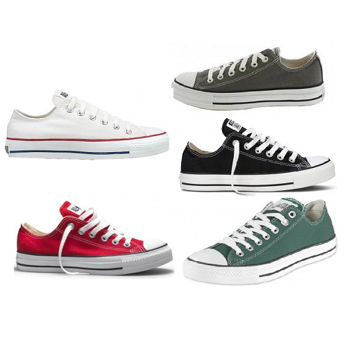 Sneakers-Converse-Chuck-Taylor-Chucks-All-Star-Ox-Uk-3-5-11-Collection-9166-9696