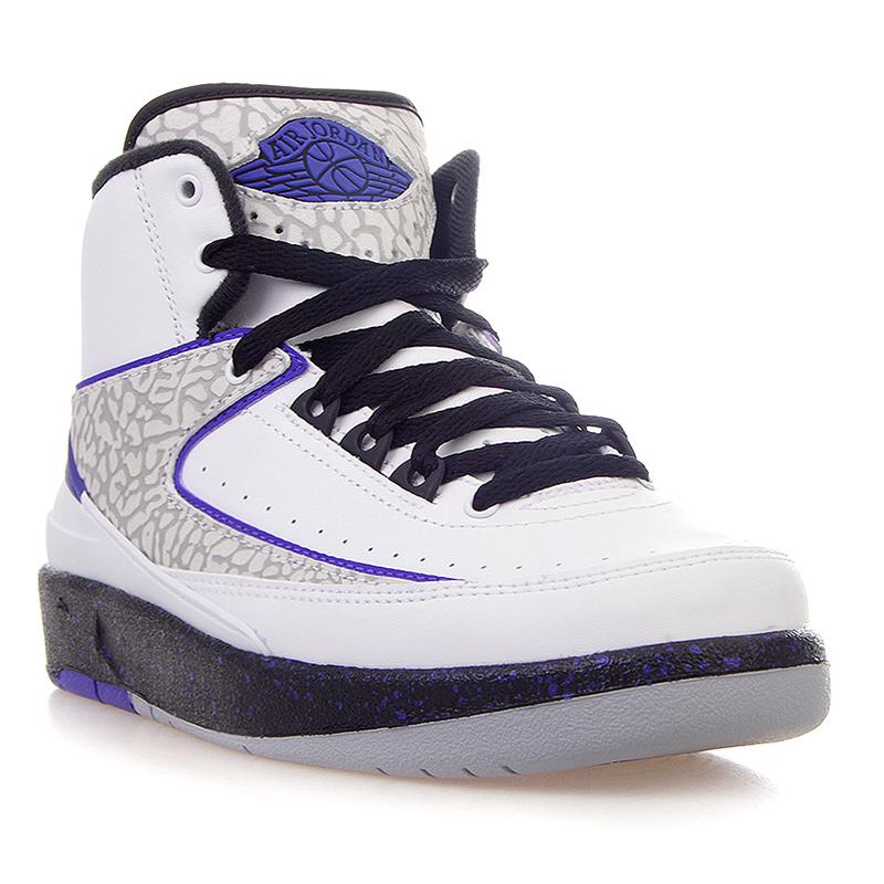 Nike Jordan 2 Blau