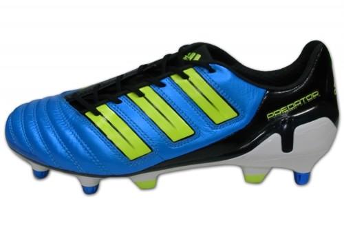 Adidas Fußballschuhe Schwarz Blau