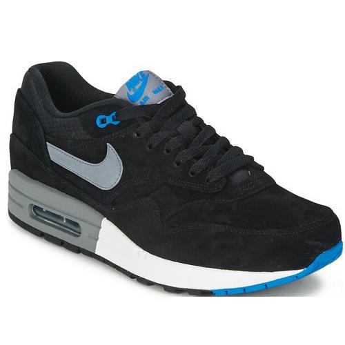 Nike Air Max Blau Schwarz Grau