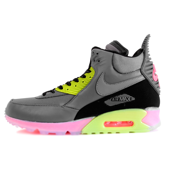 nike air max 90 grau gr n schuette. Black Bedroom Furniture Sets. Home Design Ideas